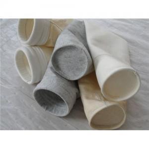 sachet filtre de collecteur de poussière d'utilisation de ciment de 550 GM/M/douille de filtre