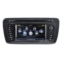 Buy cheap Car Stereo Autoradio Ford DVD Sat Nav For Seat Ibiza DVD AT NAV C246 product