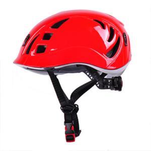 Buy cheap Climbing Safety Helmet CE EN12492:2012-02 Custom Protective Climbing Helmet product
