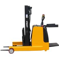 China 2.5 Ton Warehouse Reach Truck , Mini High Reach Forklift 1 Year Warranty on sale
