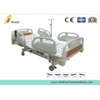 Buy cheap Emergency ICU Medical Hospital Electric Beds , Linak Electric Bed With CPR Control (ALS-ES010) product