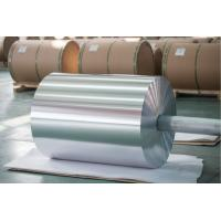 Buy cheap Hydrophilic Household Aluminum Foil Roll Hi - Tensile Strength Aluminium Foil Material product
