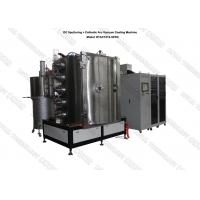 Buy cheap PVD Chrome Vacuum Metallizing Machine , PVD Plating in Hexavalent Chrome (Cr6+) Electroplating Replacement product