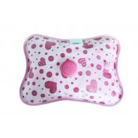 China new generation portable rechargeable electric hot water bottle heating pad hand warmer on sale