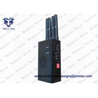 Buy cheap High Power Portable GPS and Mobile Phone Jammer CDMA GSM DCS PCS 3G product