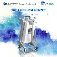 China 2015 latest product ce approved vertical ultrashape hifu slimming device on sale