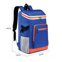Buy cheap Multi Functional Leisure Backpacks , Badminton Bag With Shoe Compartment product