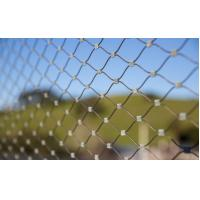 Buy cheap YT-2450 Durable Decorative Rope Mesh 2.4mm Flexible Stainless Steel Zoo Mesh product
