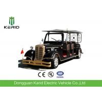 Buy cheap FRP Body 7.5KW Low Speed Electric Classic Vehicle 11 Seater Golf Cart For Sightseeing product