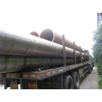 Buy cheap Boiler Seamless Carbon Steel Pipe , Round Steel PipeASTM A106 Grade A Hot Finished product