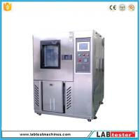 China Stainless Steels Constant Temperature Humidity Chamber Material Testing Equipment wholesale