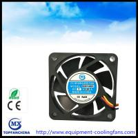 Buy cheap 60mm x 60mm x 15mm dc 12V 24V CPU cooler accessories, battery cooling fan product