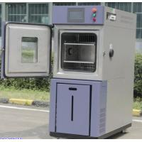 Buy cheap 150L Rapid Temperature & Humidity Chamber For Environmental Chamber Testing -20°C ~150°C Temp range product