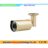 IP66 H.264 HD IP Camera Wide Dynamic Range ONVIF Motion Detection