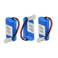 Buy cheap Li Ion Rechargeable Lithium Batteries 2S1P For Medical / Shaver , Environment Friendly product