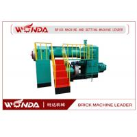 Buy cheap Vacuum Extruder Clay Bricks Making Machine Fully Automatic 16000-22000 Pcs/ Hour product