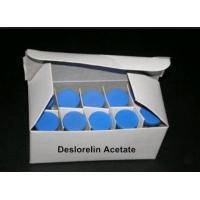 Buy cheap Polypeptide Hormones Deslorelin Acetate with High Purity CAS 57773-65-5 product