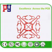 Buy cheap 4 Layer FR4 PCB Board 4 MIL 0.2MM PCB Special Shape Halogen Free Impedance Fabrication 1.2mm from wholesalers