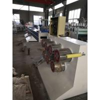 Buy cheap Green Color PP Monofilament Extruder Machine Single Screw Extruder Design product