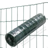 Buy cheap 100 X 50mm Holland Welded Wire Fence Panels With Stainless Steel Wire Clamp product