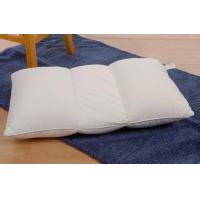 Buy cheap OEM Custom Double Stitch Home or Hotel Cotton Functional Pillow for Sleeping , Bedding product
