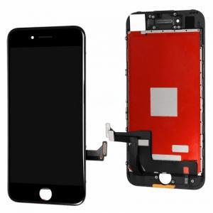 Affichage original noir professionnel 1334*750 d'affichage à cristaux liquides d'Iphone 7 pour remplacer endommagé