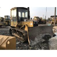 Buy cheap Enclosed Cabin Used Small Bulldozers CAT D3C XL 6 Way Blade Powershift Transmission product