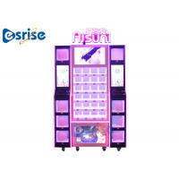 Commercial Contemporary  Lipstick Vending Machine With Coin Change Function