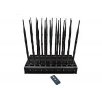 Buy cheap All In One Cell Phone Signal Interrupter 18 Omni Antennas 5 Cooling Fans Inside product