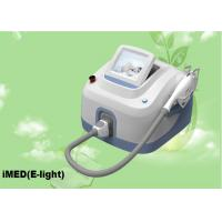 """Quality IPL E light Beauty Machine , 8.4"""" LCD Touch Screen SHR Light Therapy Device for sale"""