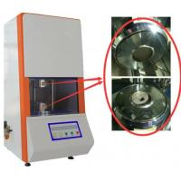 Buy cheap 1.7Hz Rubber Testing Instruments GB/T16584-1996 Standards ISO 9001 Approval product