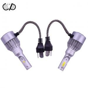 Buy cheap CREE H4 LED Headlight Conversion Kit Engineering Beam Pattern Design product