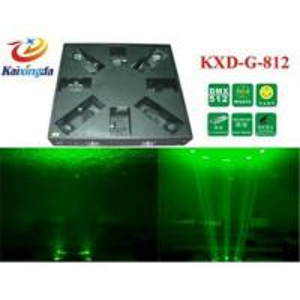 Modela la luz laser