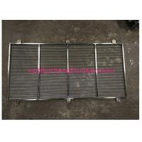 China Fountain Gather Water Back Open Type SS / Galvanized Steel Floor Grating For Dry wholesale