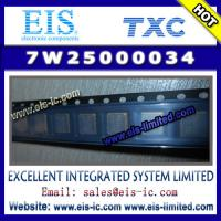Buy cheap 7W25000034 - TXC - OSCILLATOR Part Numbering System - CMOS - Email: sales009@eis-ic.com product