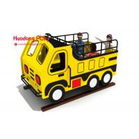 Buy cheap Huadong HDPE Playground , Plastic Outdoor Play Equipment Climbing Structures product