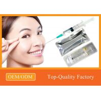 Buy cheap Injectable Fillers Anti Wrinkle Hyaluronic Acid In The Facial Aging product