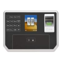 Buy cheap Office building Touch Screen Facial Recognition Face Time Attendance with WIFI FF385 product