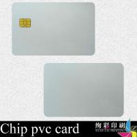 Buy cheap Contactless Business Smart Card With Chip For Personal / Company product