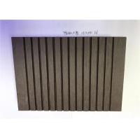 Buy cheap Exterior Wood Plastic Composite Flooring / Covering Vinyl Laminate For Pool product
