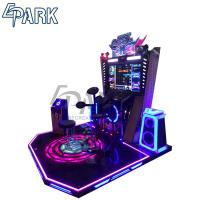 Buy cheap Jazz Drum Electronic Coin Operated Game Machines Four Difficulty Levels Option product