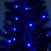 10m 100LED Blue Outdoor connectable Christmas LED string Light for driveway decoration - 99614012