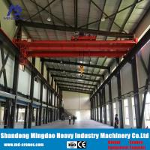 Buy cheap Mingdao Overhead Crane Exported to Philippines , Double girder overhead crane product