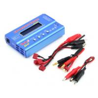 China Blue Rapid RC Car Lipo Battery balance Charger With A High Performance Microprocessor on sale