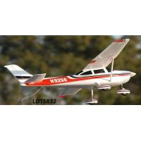China Hot sale!2.4G 4CH Cessna rc airplane,Brushless motor,Chinese RC aircraft manufacturers on sale