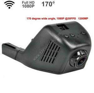 Buy cheap Полная камера автомобиля ДВР ХД спрятанная 1080П Вифи объектив Соны взгляда 170 градусов product