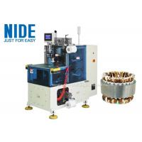 Buy cheap Automatic Low Noise Stator Wire Lacing Machine Working Up And Down For Electric Motor product