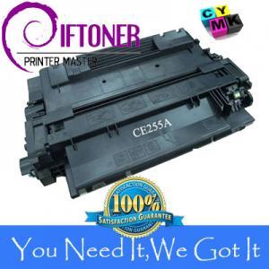 China NEW HP laserjet printer toner cartridge CE255A/X 55A/X on sale