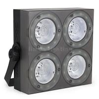 Buy cheap 4x30w RGB 3in1 Full Color Mini Pocket LED COB DMX Audience Blinder Light with SMD LED Strip product
