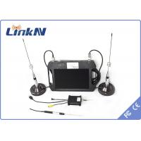 Buy cheap 1W Cofdm Wireless Transmitter With AES256 Encryption -106dBm Receiving from wholesalers